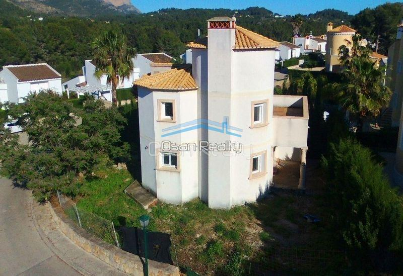 Se vende chalet en Dénia, cerca de Golf club La Sella 12470