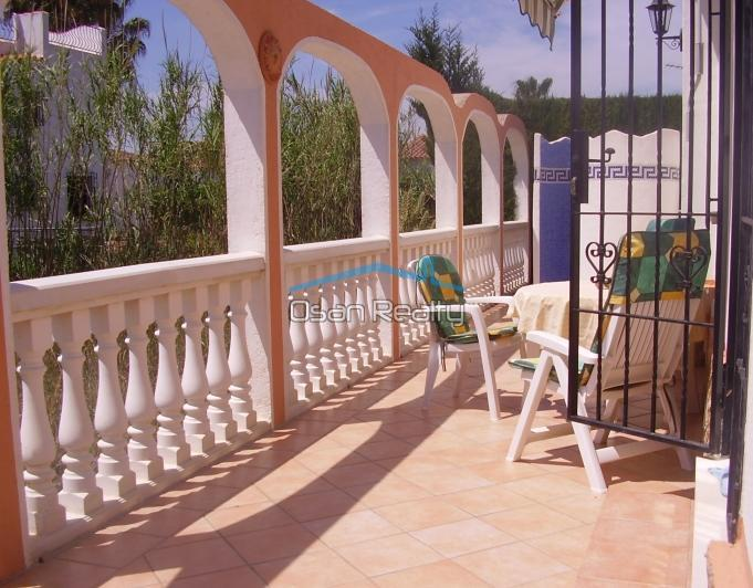 Chalet en Denia zona Les Deveses playa 9622